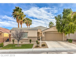 Photo of 321 WINTER BREEZE Avenue, North Las Vegas, NV 89032 (MLS # 2071582)
