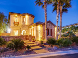 Photo of 1376 ENCHANTED RIVER Drive, Henderson, NV 89012 (MLS # 2074815)