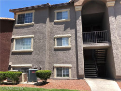 Photo of 2750 DURANGO Drive, Unit 2114, Las Vegas, NV 89117 (MLS # 2075140)