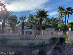 Photo of 7400 FLAMINGO Road, Unit 1054, Las Vegas, NV 89147 (MLS # 2077290)