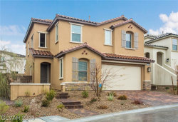 Photo of 485 ASTILLERO Street, Las Vegas, NV 89138 (MLS # 2079368)