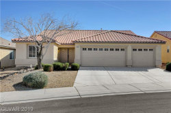 Photo of 3509 LA CASCADA Avenue, North Las Vegas, NV 89031 (MLS # 2079397)