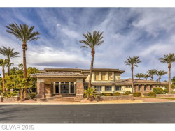 Photo of 10000 HIDDEN KNOLL Court, Las Vegas, NV 89117 (MLS # 2083949)