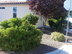 Photo of 4891 South NOVELLI Place, Pahrump, NV 89048 (MLS # 2088201)