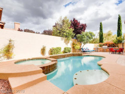 Photo of 818 LA SCONSA Drive, Las Vegas, NV 89138 (MLS # 2088410)