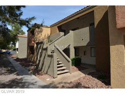 Photo of 3151 SOARING GULLS Drive, Unit 1118, Las Vegas, NV 89148 (MLS # 2088991)