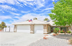 Photo of 5050 East FIELDSTONE, Pahrump, NV 89061 (MLS # 2090264)