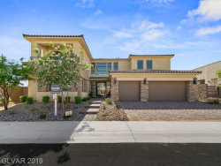 Photo of 43 BELLA LAGO Avenue, Henderson, NV 89011 (MLS # 2093409)
