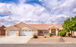 Photo of 5040 East GRAYSTONE, Pahrump, NV 89061 (MLS # 2093933)