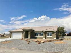 Photo of 4860 East STUBBLEFIELD, Pahrump, NV 89061 (MLS # 2095726)