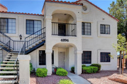 Photo of 4896 NARA VISTA Way, Unit 102, Las Vegas, NV 89103 (MLS # 2096198)