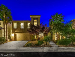 Photo of 1039 VIA SANGUINELLA Street, Henderson, NV 89011 (MLS # 2097135)