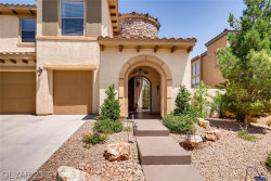 Photo of 216 VIA LUNA ROSA Court, Henderson, NV 89011 (MLS # 2098493)