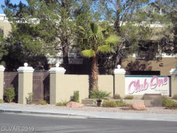 Photo of 8070 RUSSELL Road, Unit 1029, Las Vegas, NV 89113 (MLS # 2098589)