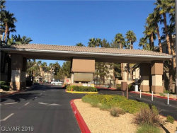 Photo of 7163 DURANGO Drive, Unit 310, Las Vegas, NV 89113 (MLS # 2098673)