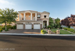 Photo of 9424 QUEEN CHARLOTTE Drive, Las Vegas, NV 89145 (MLS # 2099814)