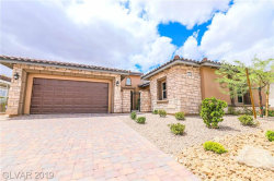 Photo of 83 BASQUE COAST Street, Las Vegas, NV 89138 (MLS # 2100024)