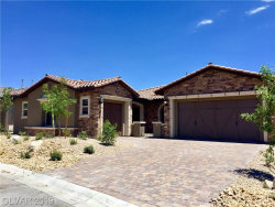 Photo of 204 BASQUE COAST Street, Las Vegas, NV 89138 (MLS # 2100383)