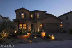 Photo of 1045 VIA SAINT ANDREA Place, Henderson, NV 89011 (MLS # 2103250)
