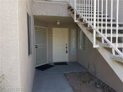 Photo of 3125 BUFFALO Drive, Unit 1098, Las Vegas, NV 89128 (MLS # 2105683)