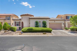 Photo of 6544 GRESSORIAL Lane, North Las Vegas, NV 89084 (MLS # 2106543)