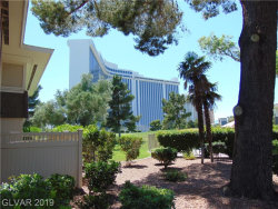 Photo of 2879 GEARY Place, Unit 2812, Las Vegas, NV 89109 (MLS # 2109418)