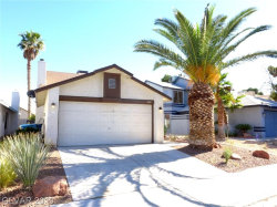 Photo of 6601 WHEELBARROW PEAK Drive, Las Vegas, NV 89108 (MLS # 2109429)