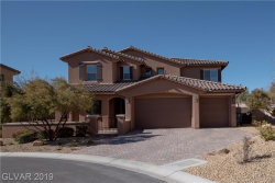 Photo of 617 GREEN SAGE Way, Las Vegas, NV 89138 (MLS # 2113376)