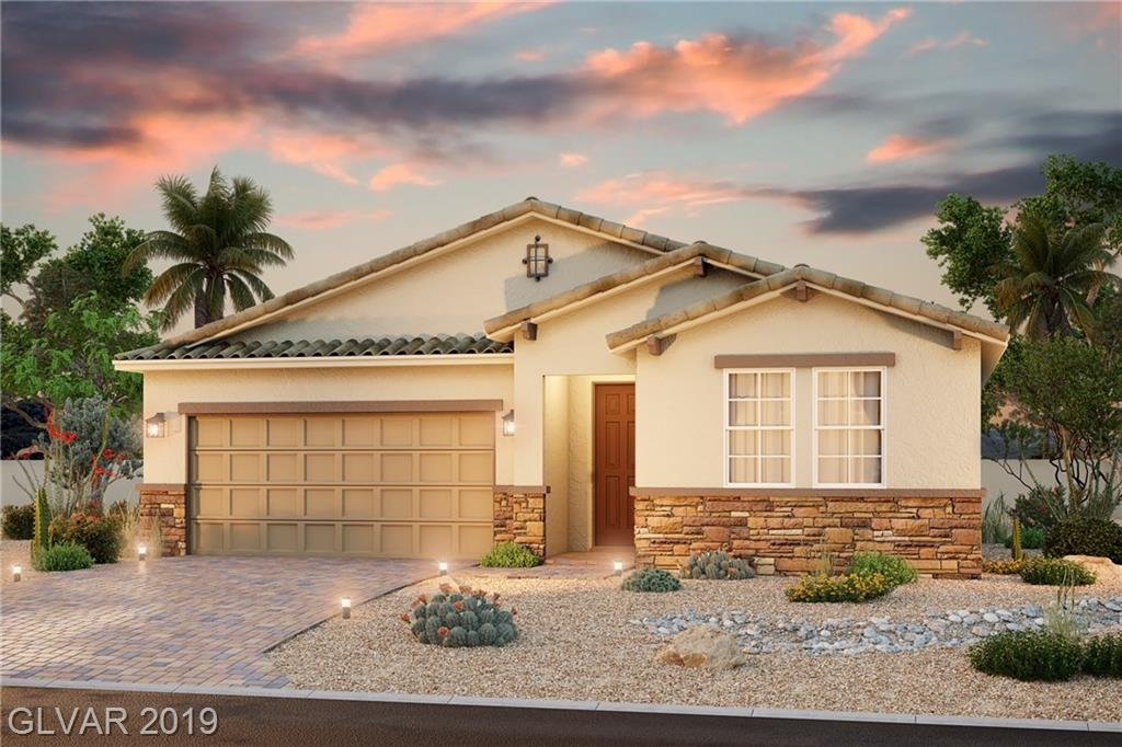 Photo for 5641 VERMILLION RIDGE Street, Unit lot 25, North Las Vegas, NV 89081 (MLS # 2114278)