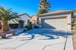 Photo of 2207 CLEARWATER LAKE Drive, Henderson, NV 89044 (MLS # 2122783)