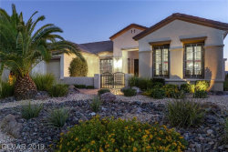 Photo of 2835 HAYDEN CREEK Terrace, Henderson, NV 89052 (MLS # 2125445)