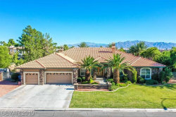 Photo of 3680 Mooncrest Circle, Las Vegas, NV 89129 (MLS # 2125463)