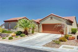 Photo of 2182 SANDSTONE CLIFFS Drive, Henderson, NV 89044 (MLS # 2125522)