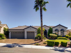 Photo of 2393 HARDIN RIDGE Drive, Henderson, NV 89052 (MLS # 2125539)