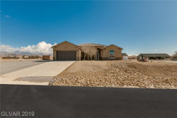 Photo of 4921 East STONEHAM, Pahrump, NV 89061 (MLS # 2128426)