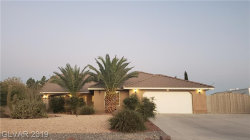 Photo of 6400 South MONTCLAIR Street, Pahrump, NV 89061 (MLS # 2128901)