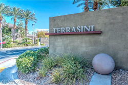 Photo of 4695 CENTISIMO Drive, Unit 103, North Las Vegas, NV 89084 (MLS # 2135145)