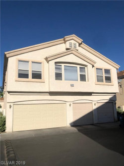 Photo of 5975 TRICKLING DESCENT Street, Unit 102, Henderson, NV 89011 (MLS # 2136681)