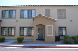 Photo of 2020 RANCHO LAKE Drive, Unit 106, Las Vegas, NV 89108 (MLS # 2136960)