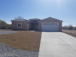 Photo of 5561 East BRIDGER, Pahrump, NV 89061 (MLS # 2137824)