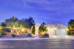 Photo of 4836 RIVA DE ROMANZA Street, Las Vegas, NV 89135 (MLS # 2138074)