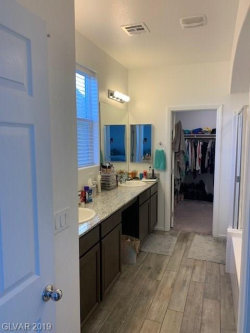 Tiny photo for 4216 SECLUSION BAY Avenue, North Las Vegas, NV 89081 (MLS # 2140411)