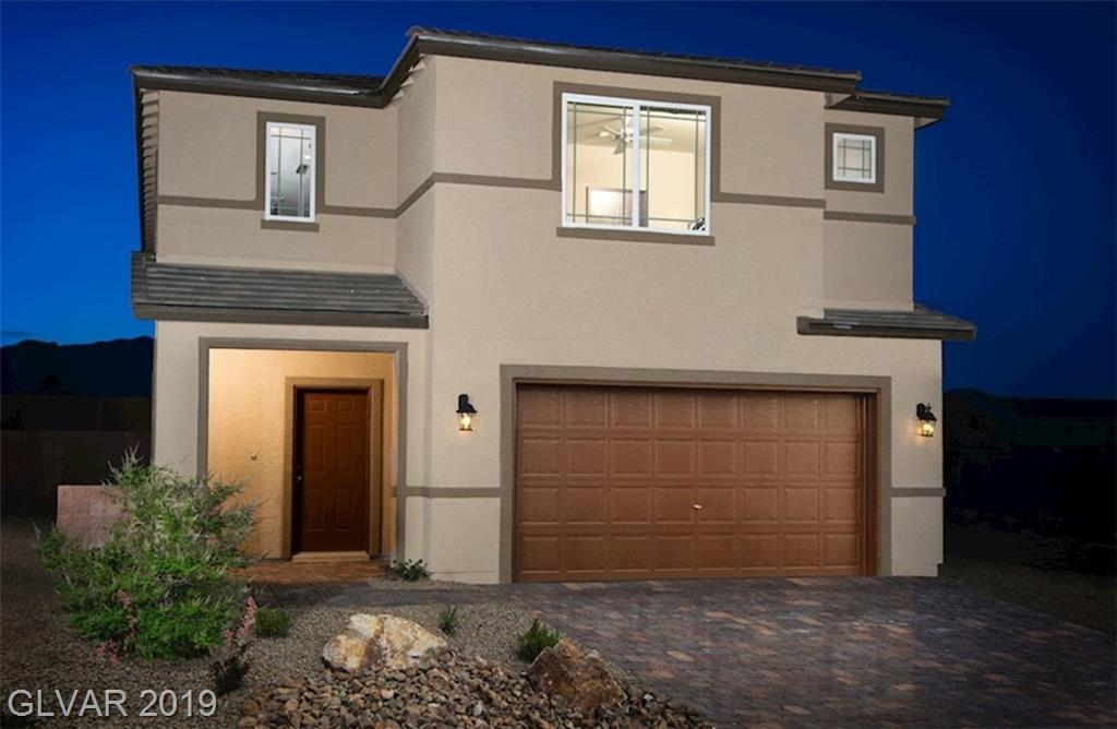 Photo for 4539 CRADLE CLIFF Street, Unit lot 16, North Las Vegas, NV 89031 (MLS # 2142460)