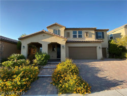 Photo of 3134 BIANCAVILLA Avenue, Henderson, NV 89044 (MLS # 2143971)