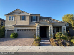 Photo of 3130 BIANCAVILLA Avenue, Henderson, NV 89044 (MLS # 2143982)