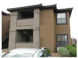 Photo of 45 MALEENA MESA Street, Unit 1012, Henderson, NV 89074 (MLS # 2144103)