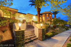 Photo of 9800 MOONRIDGE Court, Las Vegas, NV 89134 (MLS # 2145131)