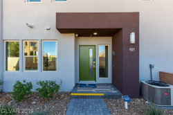 Photo of 1254 VENUE Street, Unit 101, Las Vegas, NV 89135 (MLS # 2145164)