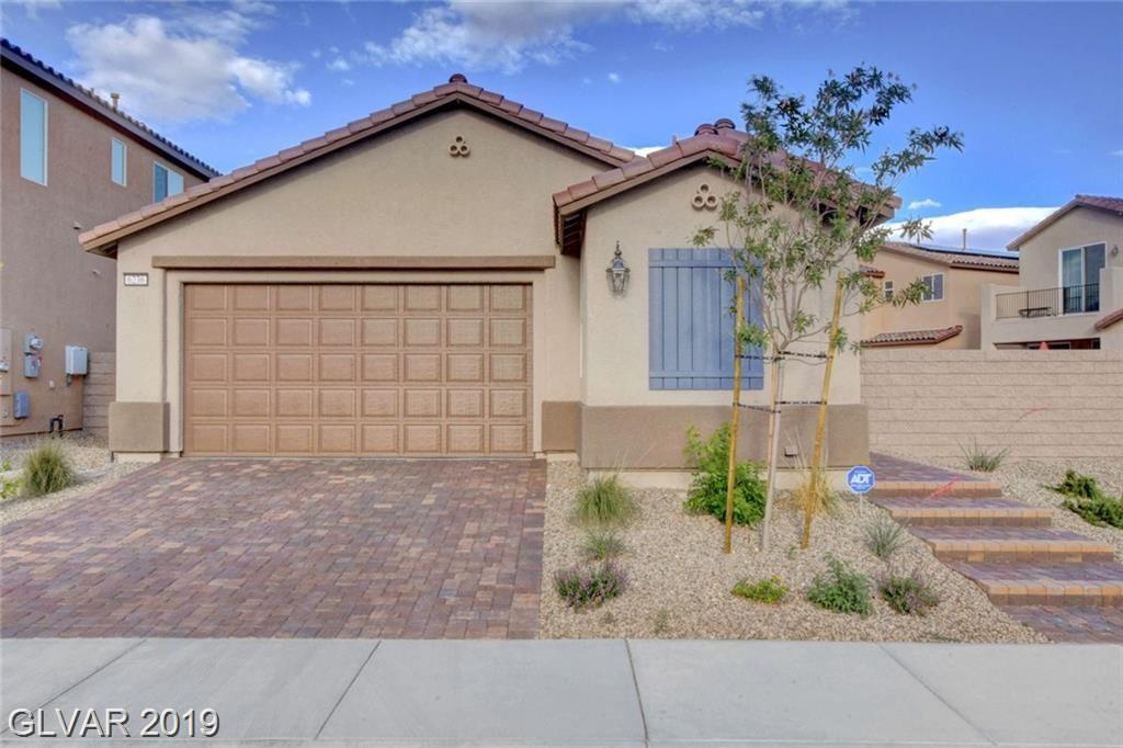 Photo for 6236 SUPERNOVA HILL Street, North Las Vegas, NV 89031 (MLS # 2145821)