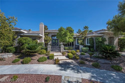 Photo of 3062 WANDERING RIVER Court, Las Vegas, NV 89135 (MLS # 2146538)